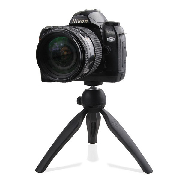 韓國B&C 桌面迷你可調節手機三腳架 相機投影儀自拍直播支架
