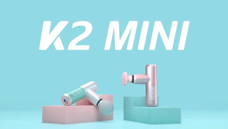 Kica K2 mini 新一代迷你智能按摩槍