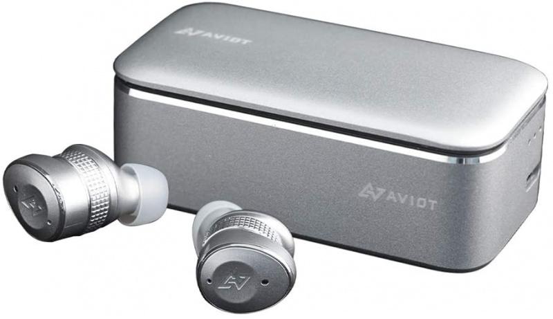 Aviot TE-BD21j 混合三單元真無線耳機 (2動鐵+1動圈)