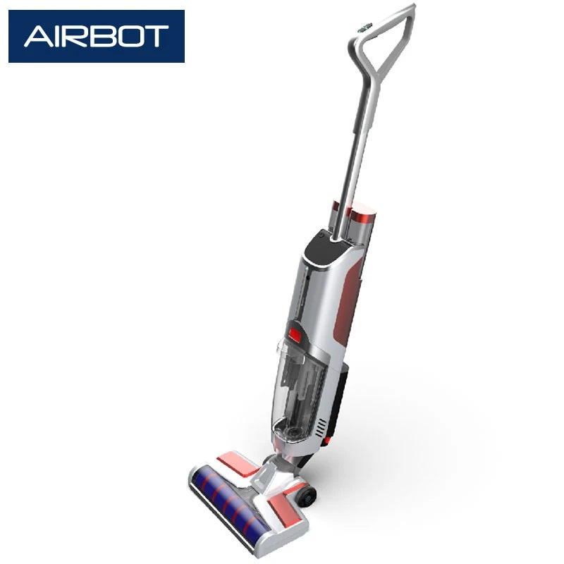Airbot iClean 無線直立式三合一乾濕吸塵洗地機