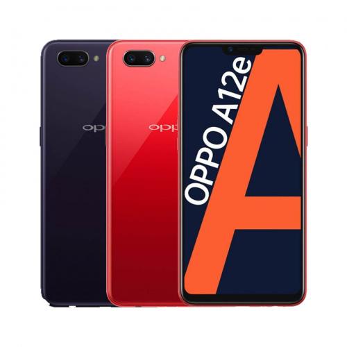 OPPO A12E (3+64GB) 智能手機 [2色]