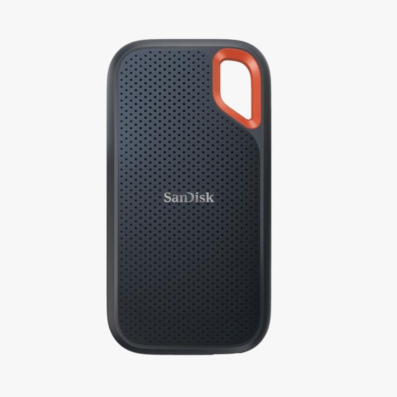 【香港行貨】SanDisk Extreme Portable USB 3.2 SSD E61 2TB[SSD 固態硬碟]