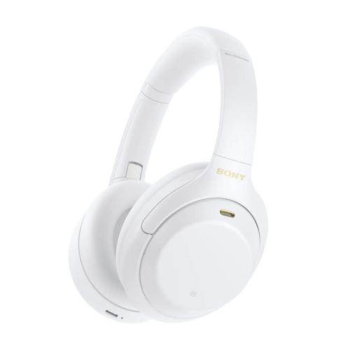 [預訂] Sony WH-1000XM4 無線降噪耳罩式耳機 [限量版寧靜白色]