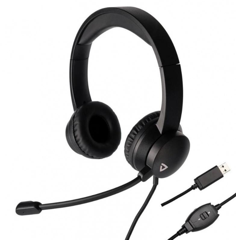 【香港行貨】Thronmax USB Stereo Headset THX-20[頭戴式耳機]