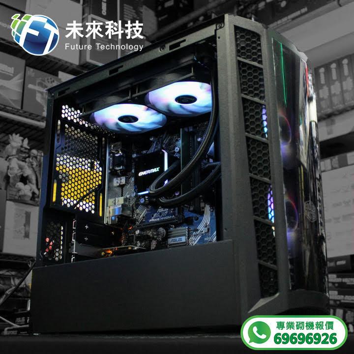 【📞Whatsapp:69696926 專業組裝電腦 全網最平 💡最快四小時內送到🚀】Intel Core I5-10400處理器 / ASUS PRIME H410M-A主機板/ Crucial DDR4 8GB 2666MHz DIMM DESKTOP高速記憶體/ ACER SA100 960GB M.2 2280 SSD