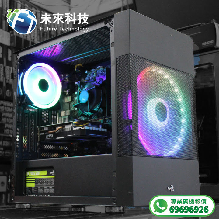【📞Whatsapp:69696926 專業組裝電腦 全網最平 💡最快四小時內送到🚀】Intel Core I5-10400F處理器 / ASUS PRIME H410M-A主機板/ KLEVV DDR4 8GB 2666MHz DIMM DESKTOP高速記憶體/ACER FA100-1TB M.2 2280 SSD