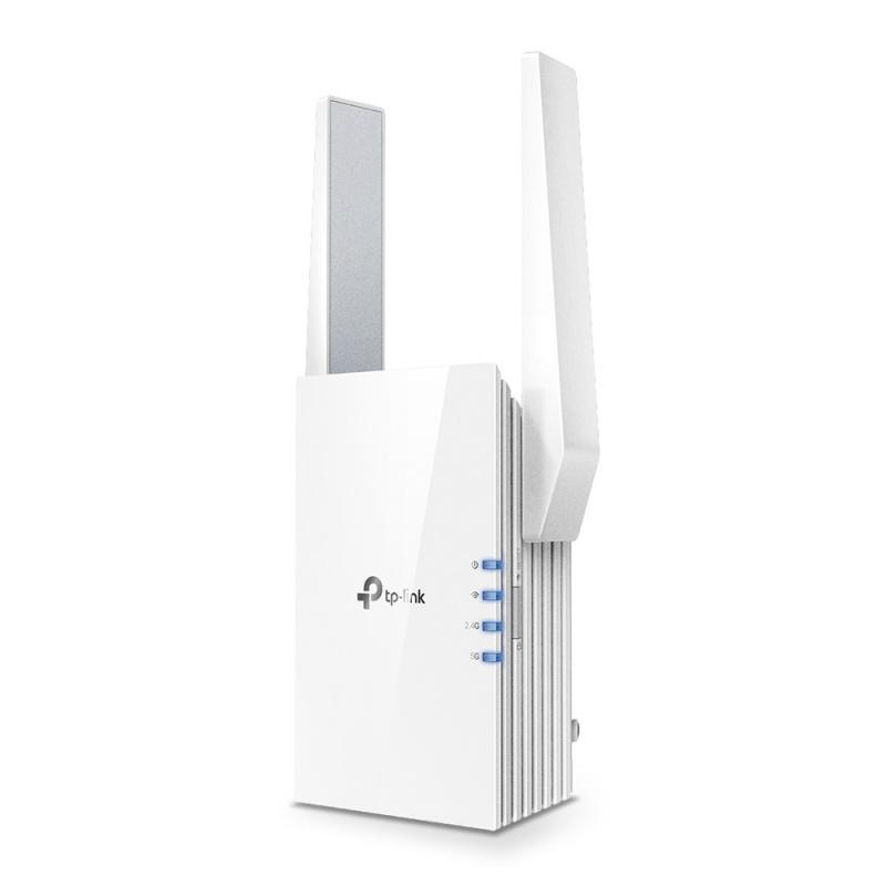 【香港行貨】TP-Link AX1500 802.11ax Wi-Fi 6 Range Extender RE505X[路由器]
