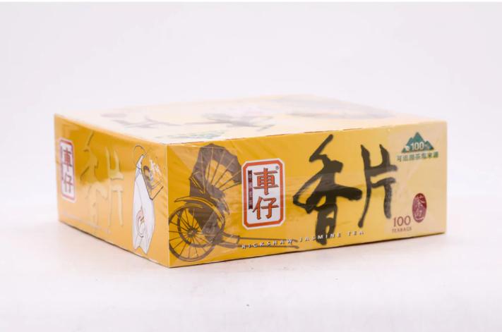 車仔 - 中國茶包100個茶包裝 - 香片