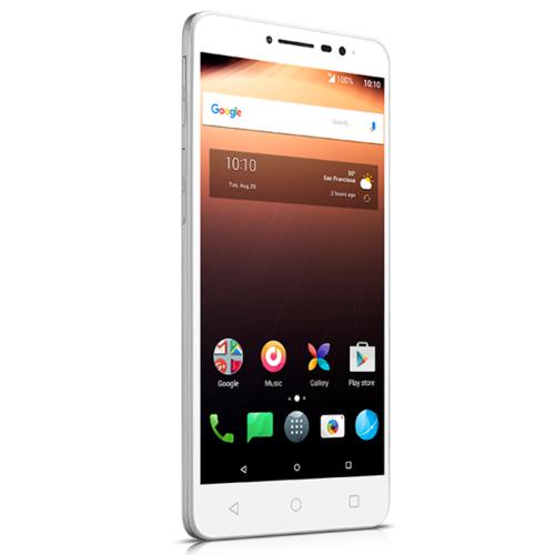 Alcatel - A3 9008I XL 4G智能電話 (灰銀、銀白兩色) (原裝行貨)