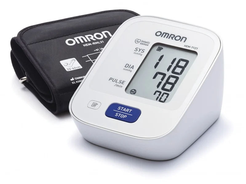 Omron HEM-7320 手臂式血壓計