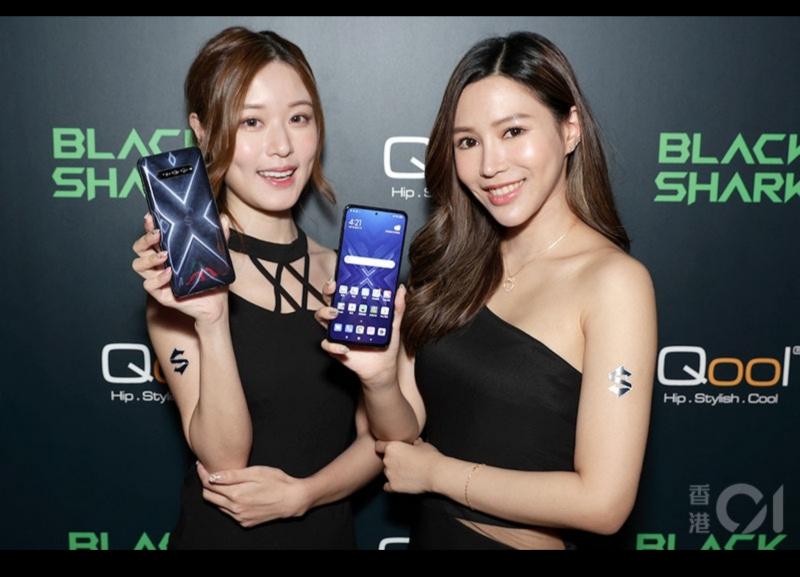 快閃優惠~黑鯊4代 5G 超級電競手機 (8+128) $3099🎉 現金門市優惠價