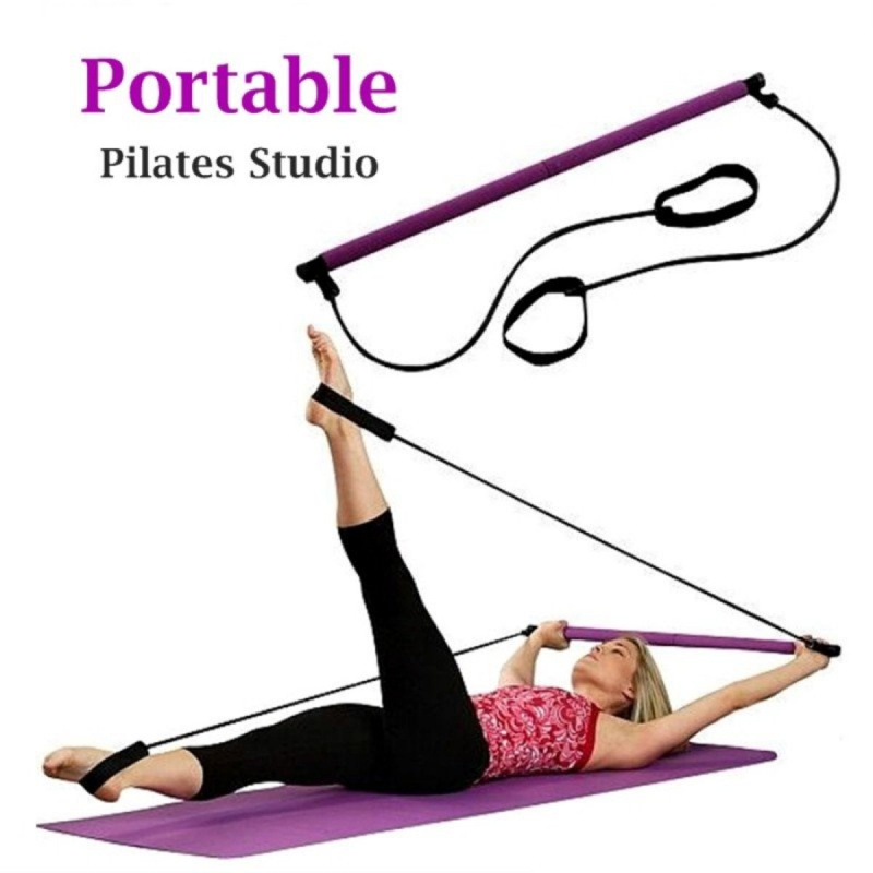 便攜式Pilates Studio 瑜伽普拉提肌肉訓練器