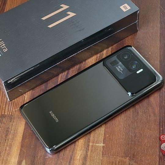 💥小米11 ultra 5G 全新全套未開封Google版~一年原廠保養💥 門市現金優惠價$5699