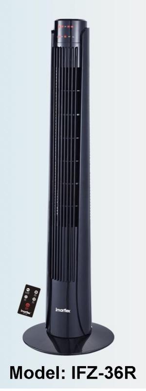 IMARFLEX 伊瑪牌 輕觸式36吋遙控直立扇 (IFZ-36R)
