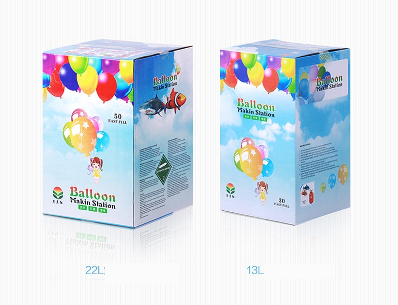 專業罐裝氦氣瓶 家庭罐裝氦氣瓶 / 氦氣罐 (連充氣嘴)
