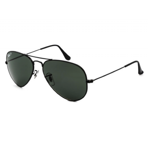 Ray-Ban RB3025 Aviator Classic Polarized 偏光鏡-002/58 太陽眼鏡[2尺寸]