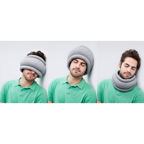 OSTRICHPILLOW® Light Travel Pillow 旅行頸枕 [4色]