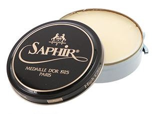 Saphir 無色抛光鞋油 50mL