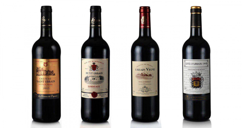 FW0003法國邱爾巴治 2015 年紅酒