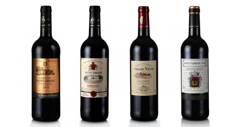 FW0004法國高威特邦紅酒