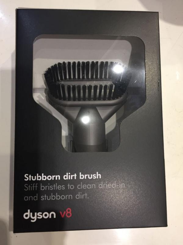 ⭐新年優惠⭐Dyson Stubborn Dirt Brush 硬漬毛刷吸頭 [V8適用]