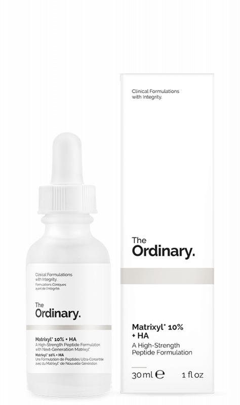 The ordinary Matrixyl 10%+HA 10%五胜肽透明質酸精华(30ml)
