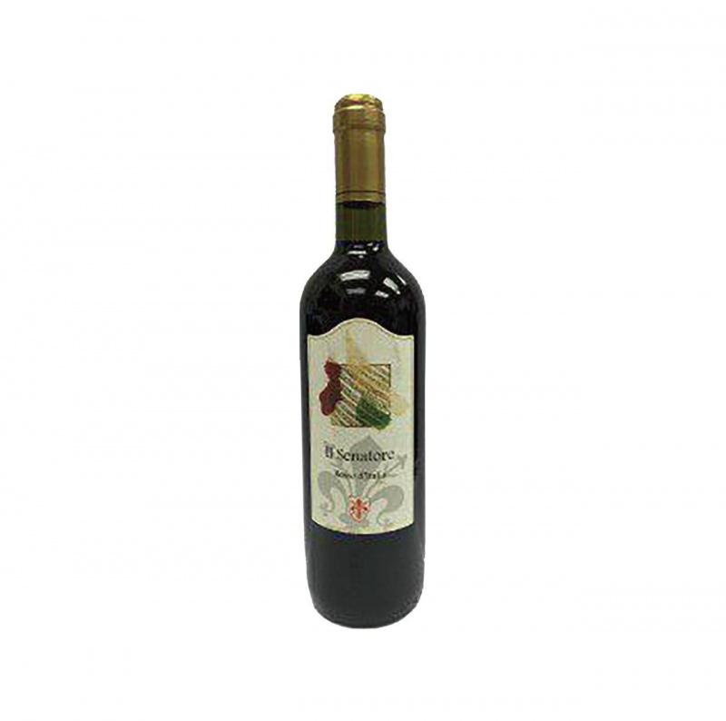 DS0002意大利伊爾塞納托雷紅葡萄酒 (Vol. 12%) 750ml IL Senatore