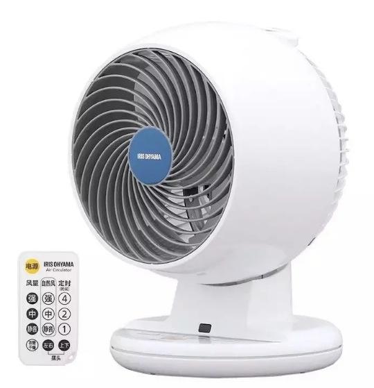 Iris Ohyama PCF-C15T 空氣對流靜音循環扇