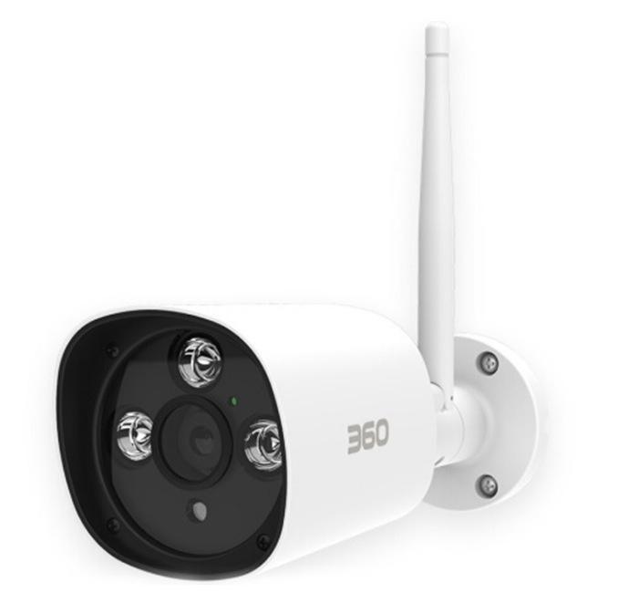 360 D621 Waterproof 1080p IP Camera 室外防水防塵網絡監控鏡頭 港澳地區版【免運寄送】