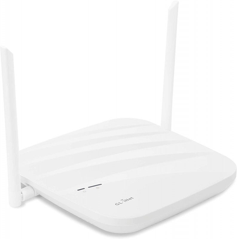 GL.iNet GL-AP1300 (Cirrus) EP06-E (CAT 6) Ceiling Wireless Access Point (POE)