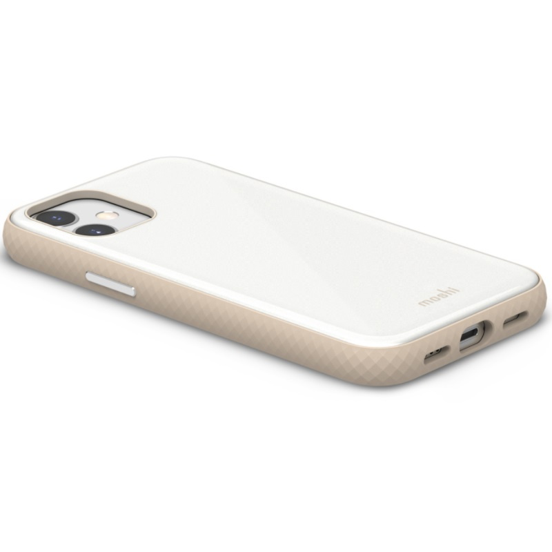【香港行貨】Moshi iGlaze for iPhone 12 mini 晶緻曜澤保護殼 (SnapTo)[保護套]