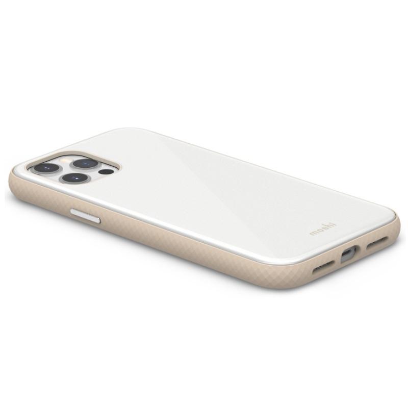 【香港行貨】Moshi iGlaze for iPhone 12 Pro Max 晶緻曜澤保護殼 (SnapTo)[保護套]