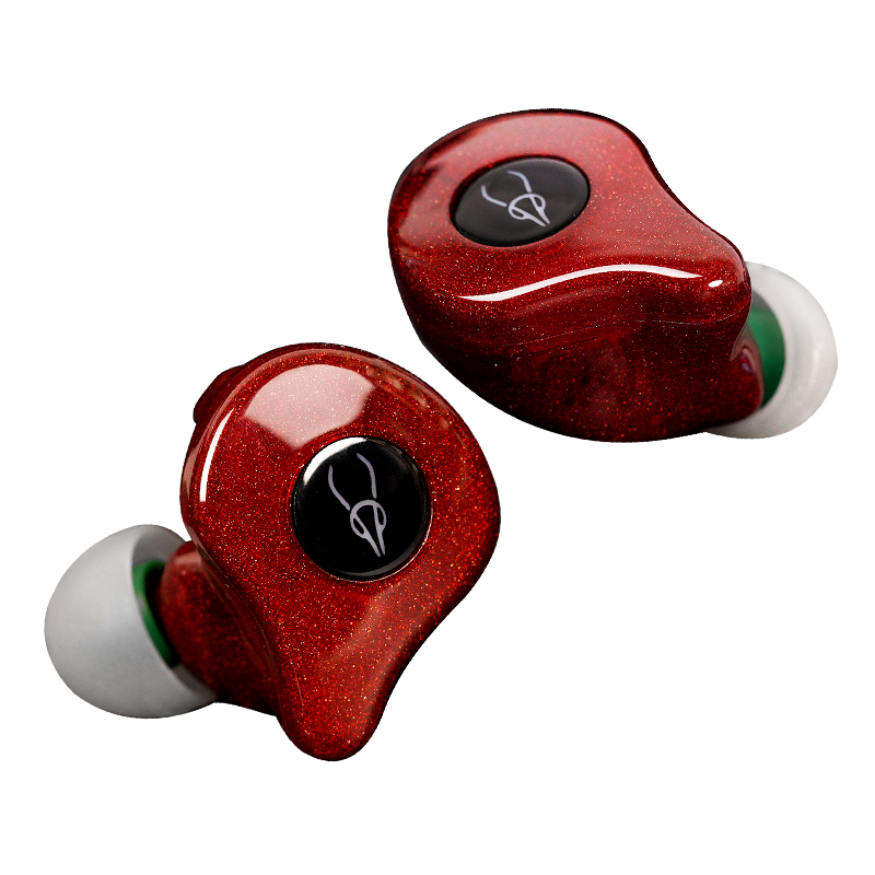 Sabbat E16 旗艦音質圈鐵同軸真無線耳機[4色]