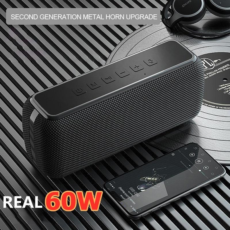 XDOBO X8-ii 60W藍牙BASS喇叭 (可支援SD卡使用)