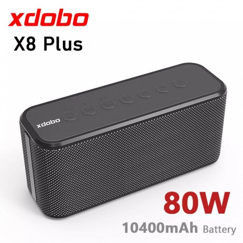 XDOBO X8 Plus 2.1 80W藍牙BASS喇叭 (可配SD插卡使用)