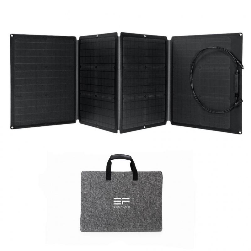 EcoFlow 110W 太陽能充電板 (80V10A)(26-50-8010)