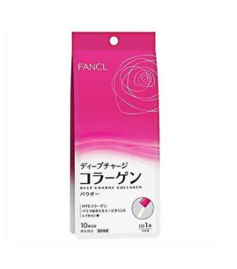 Fancl膠原蛋白粉末沖劑3.4g x 10本入