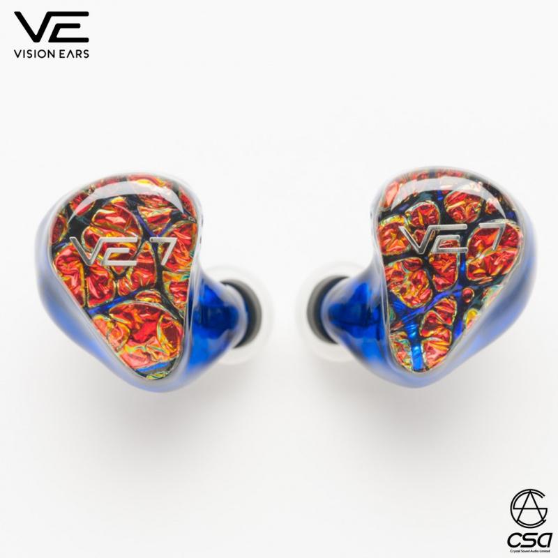【德國新聲】Vision Ears 2021 VE7 Signature Design 入耳式耳機