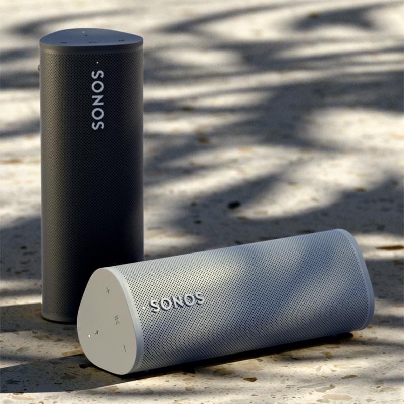 Sonos ROAM 便攜喇叭 [2色]