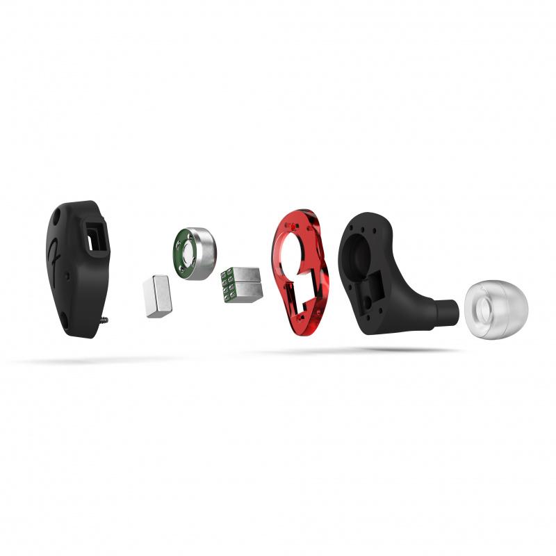 FenderMix Pro 5動鐵1動圈 6 單元耳機