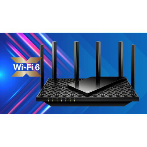 TP-Link AX5400 雙頻 Wi-Fi 6 路由器 (Archer AX73)