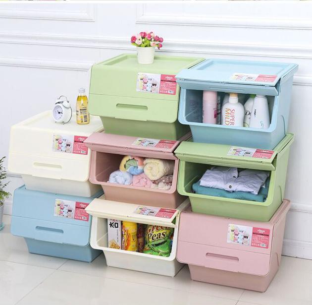 日系家居收納箱 [4色]