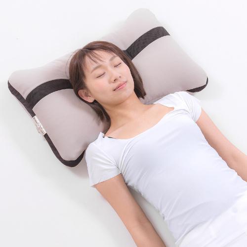 日本JCC頚椎・首・頭を支える健康枕快眠枕