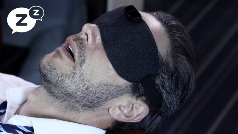 SNORE CIRCLE 智能止鼻鼾眼罩