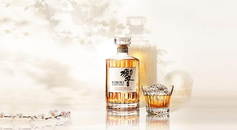 Suntory三得利 響Japanese Harmony威士忌 [有盒/無盒]