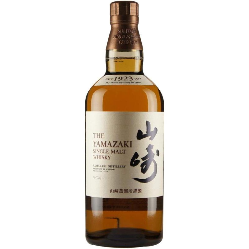 Suntory三得利 山崎單一麥芽威士忌