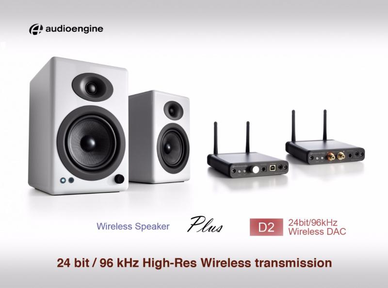 Audioengine A5+ 藍牙音響套裝 [3色]