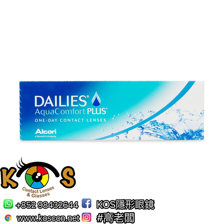 Alcon DAILIES® AquaComfort Plus™