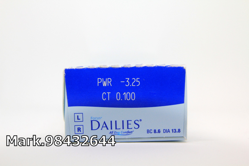 Alcon Focus Dailies All day comfort 隱形眼鏡