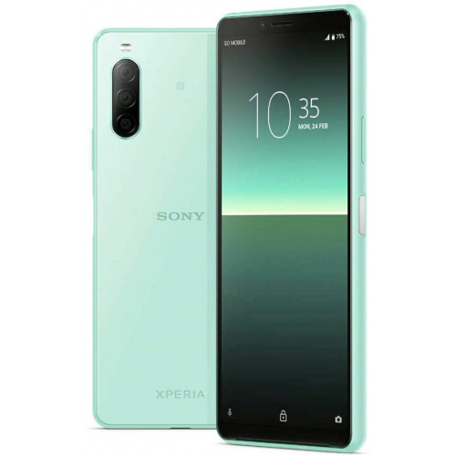 Sony Xperia 10 II (4+128GB) 智能手提電話 薄荷綠色